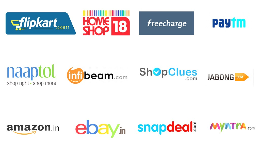for Online websites for shopping