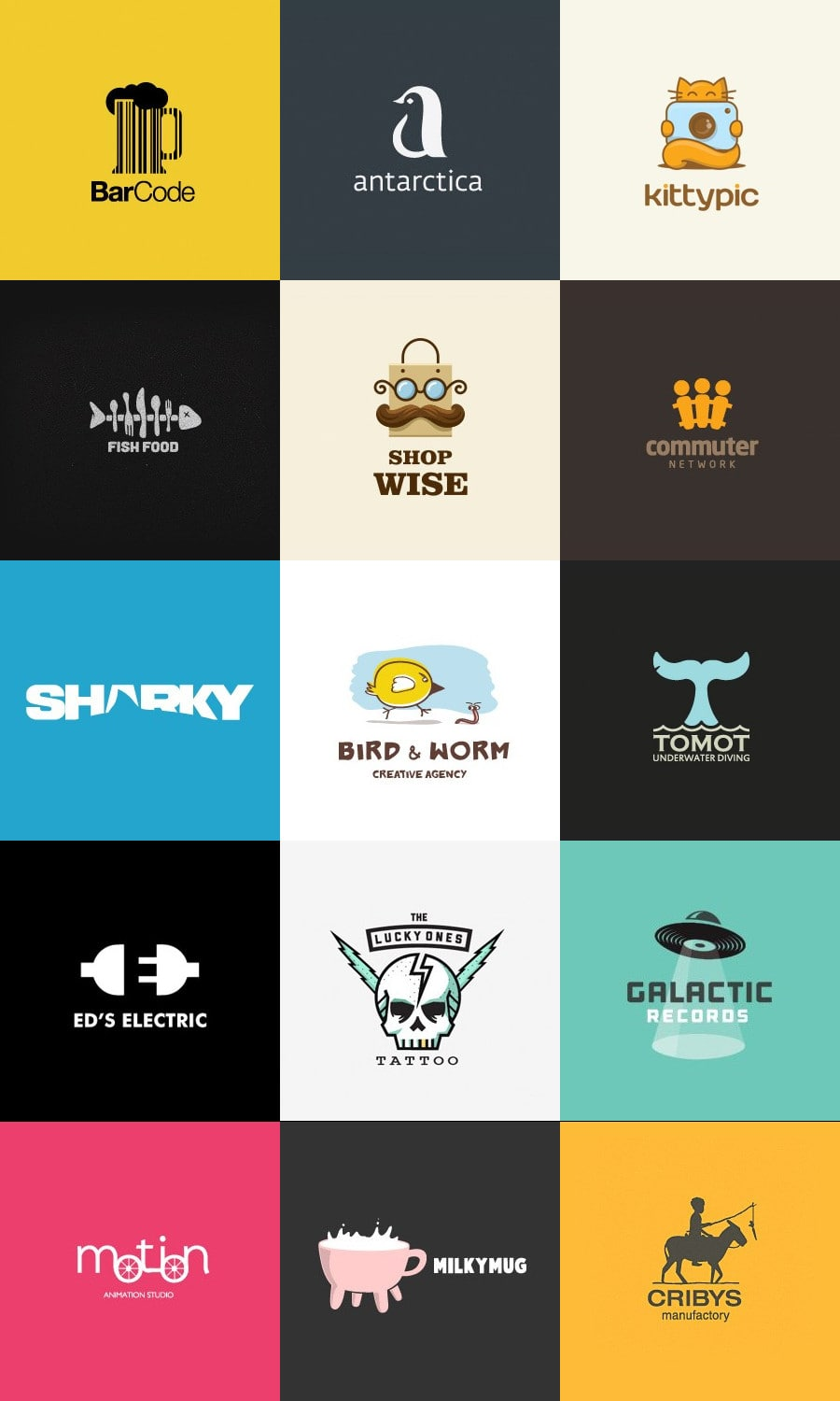 Best And Worst Corporate Logos Examples Of Creative Designs And The