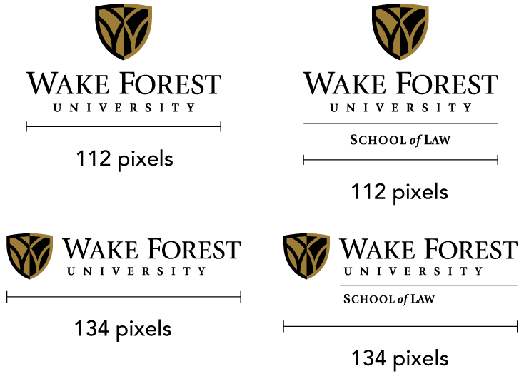 Logo Sizes for Website, Social Media, Print, and Other