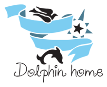 Dolphin Home Logaster logo