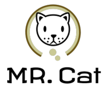mr Cat Logaster logo