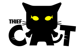 thief-cat Logo