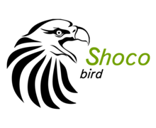Shoco Bird Logaster logo