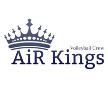 Kings Volleyball Logaster logo