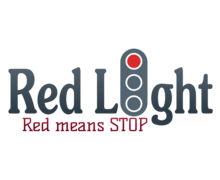 Red Light Logaster Logo