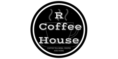 R Coffee House Logo
