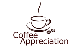 Coffee Appreciation Logo