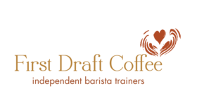 First Draft Coffee Logo