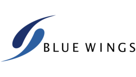Blue Wings Logo