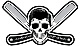 The Barbers Den Logo