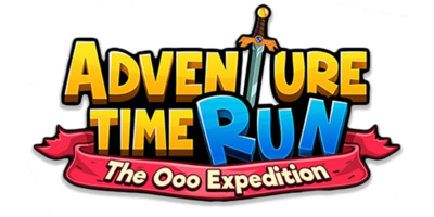 Adventure Time Run Logo