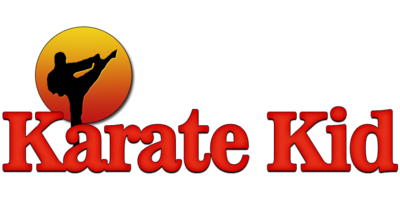 The Karate Kid Logo