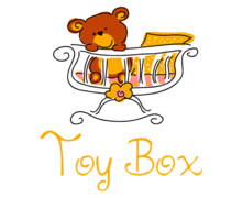 Toy Box Logaster Logo