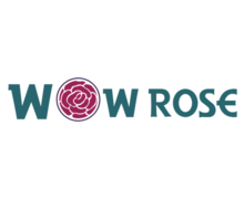 Wow Rose Logo
