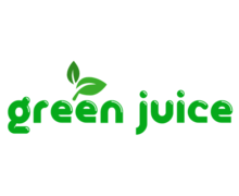 Green Juice Logaster logo