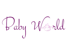 Baby World Logaster Logo