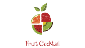 Fruit Cocktail Logo