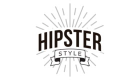 Hipster Style Logo