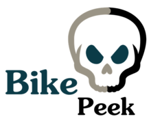 Bike Peek Logaster Logo
