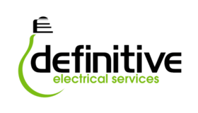 Definitive Electrical Logo