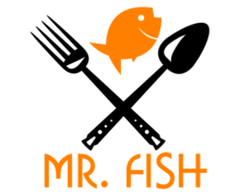 Mr Fish Logaster logo
