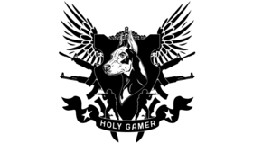 Holy Gamer Logo