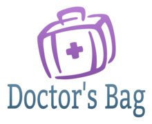 Doctor's Bag Logaster Logo