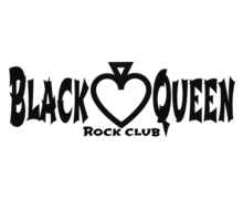 Black Queen Logaster Logo