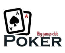 Poker Club Logaster Logo