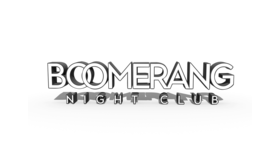 Boomerang Night Club Logo
