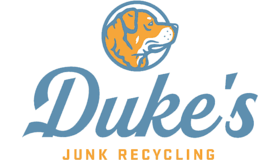 Duke's Junk Recycling Logo