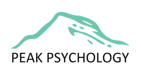 Peak Psychology Logo