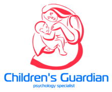 childrens guardian psychology Logaster Logo