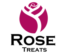 Rose Treats Logaster logo