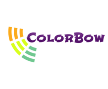 Color Bow Logaster Logo