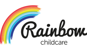 Rainbow Childcare Logo