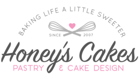 Honey's Cakes Logo