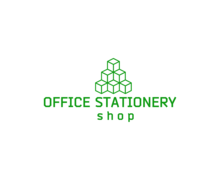 Office Stationery Logaster Logo