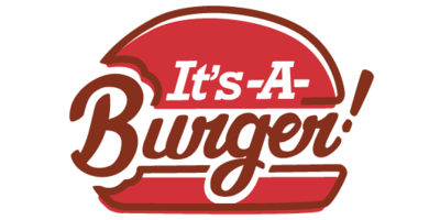 Its A Burger Logo