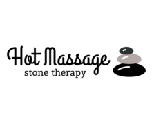 Hot Massage Logaster Logo