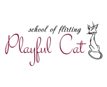 Playful Cat Logaster Logo