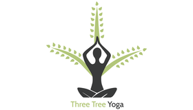 Three Tree Yoga Logo