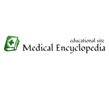 Medical Encyclopedia Logaster Logo