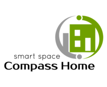 Compass Home Logaster Logo