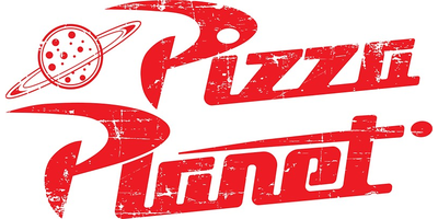 Pizza Planet Logo