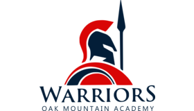 OAK Mountain Academy Warriors Logo
