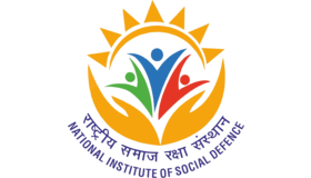 National Institute Of Social Defence Logo