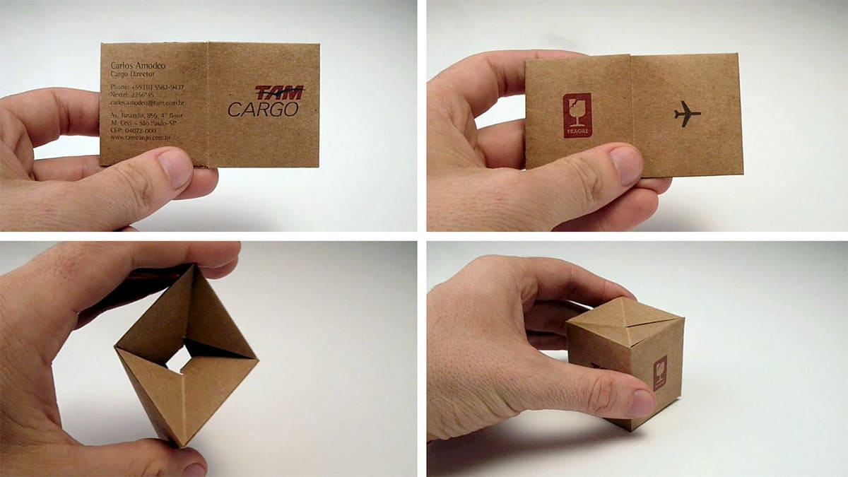 Business Cards Transformers