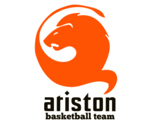 Ariston Basketball Team Logaster logo