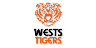 West Tigers Logaster Logo